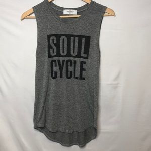 Soul Cycle Tank Top. Size Large.